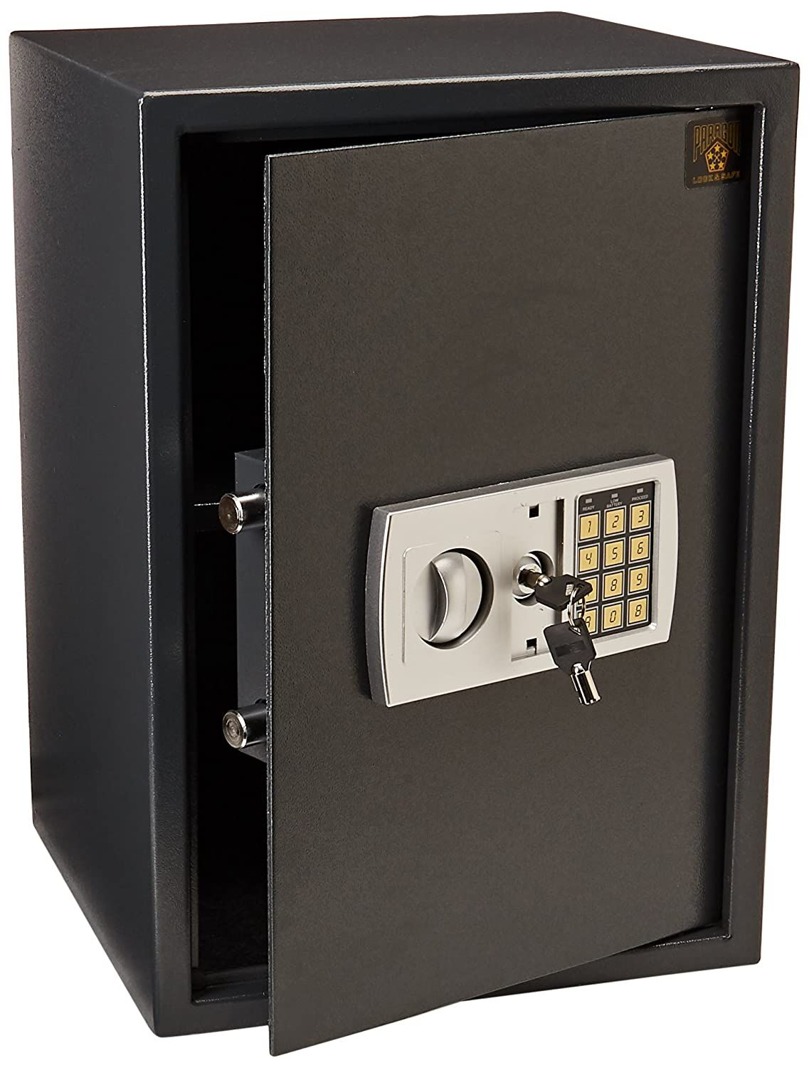 7775 1.8 CF Large Electronic Digital Safe Jewelry Home Secure Paragon Lock & Safe