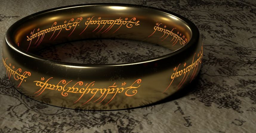 The One Ring in The Hobbit and The Lord of the Rings